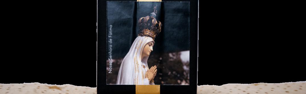 Sabonete Nossa Senhora de Fátima