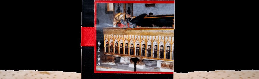 Sabonete Túmulo Rainha Santa Isabel
