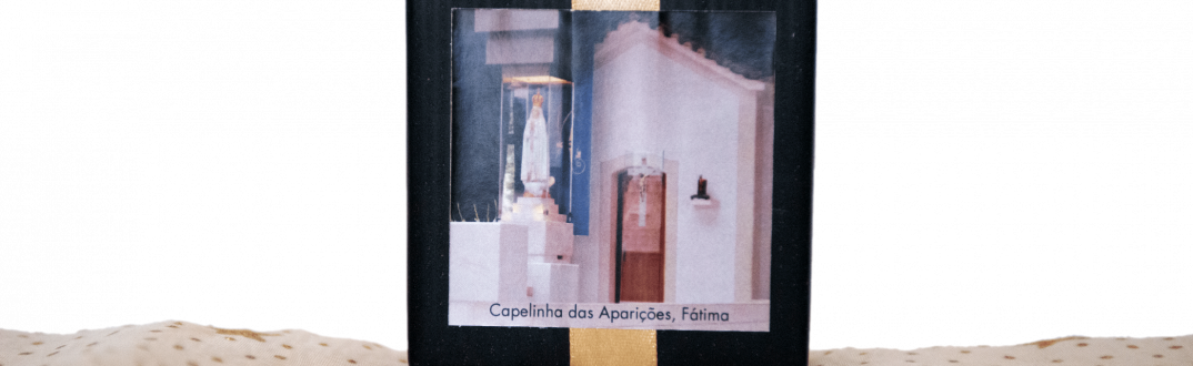 Sabonete Capelinha das Aparições, Fátima