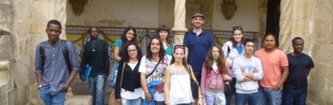 """Percurso cultural dedicado ao tema """"Coimbra e a herança dos Crúzios"""""""