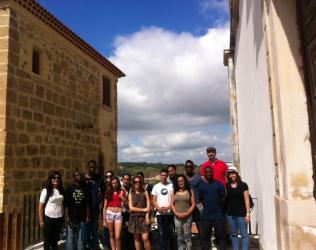 "Percurso cultural subordinado ao tema ""Coimbra – Capital do Reino de Portugal"""