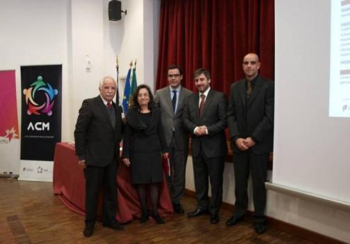 Cerimónia de assinatura de protocolos dos Projetos Pontuais 2015 – Programa Escolhas