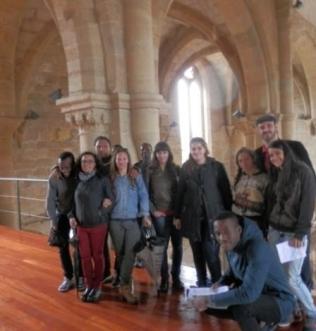 """Percurso cultural alusivo ao tema """"Coimbra, do outro lado do rio…"""""""